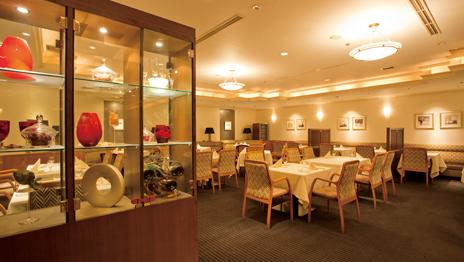 restaurants omori tokyu rei hotel