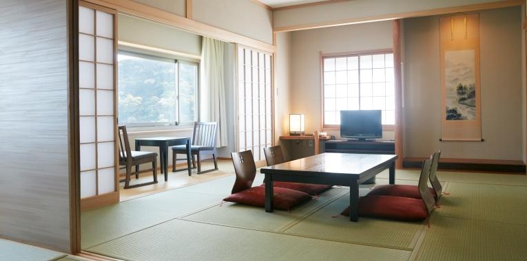 Ocean View Standard Japanese Style Room Shimoda Tokyu Hotel